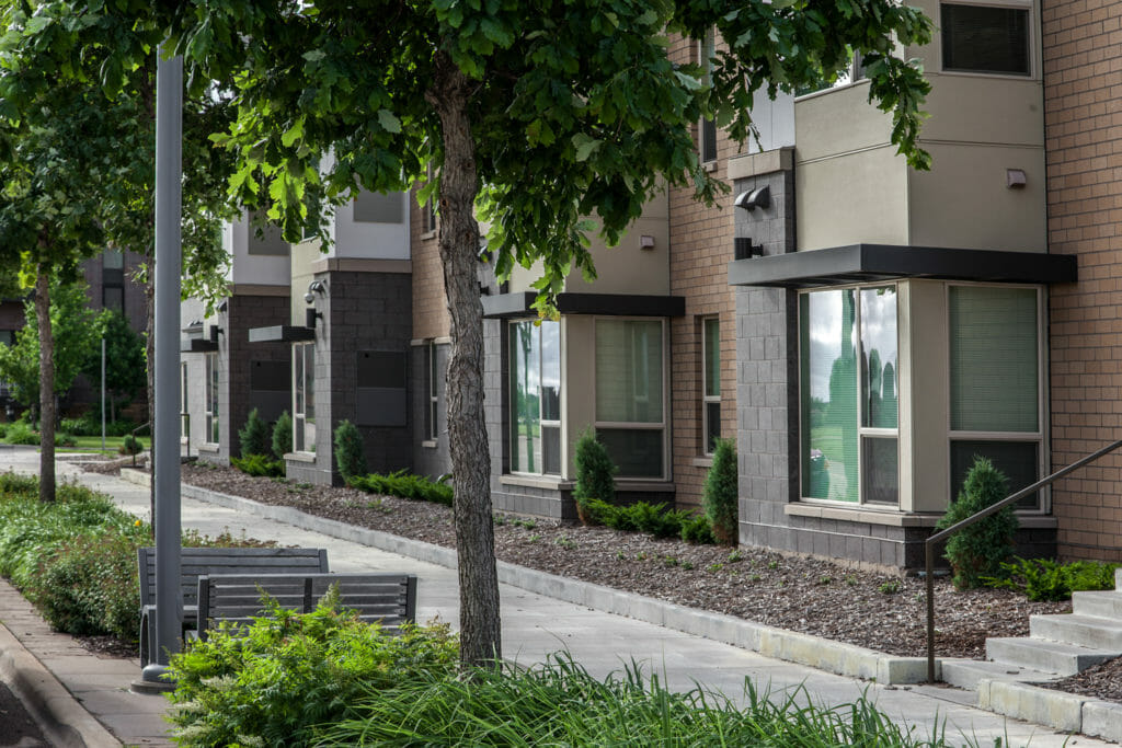 corporation features property section rental apts boisclair townhomes housing gardens apartments mn sectional brook and